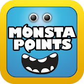 Monsta Points Reward Charts