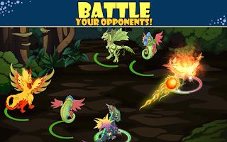 Screenshot of Dragon School
