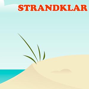 Strandklar