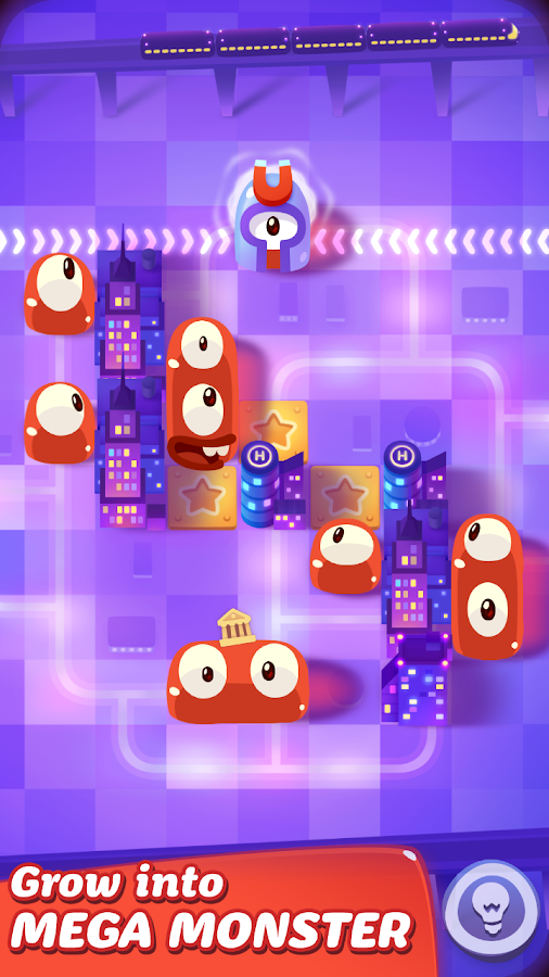 Screenshots of Pudding Monsters for iPhone
