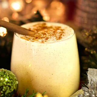 Vegan Eggless Nog – Easy Christmas Drink