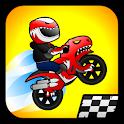 Motocross Saurus logo