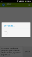 Screenshot of Wazapito SMS Gratis ElSalvador