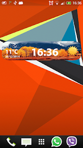 Awesome Weather Clock Widget screenshot 4