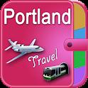 Portland Offline Travel Guide icon