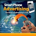 Smart Phone Advertising icon
