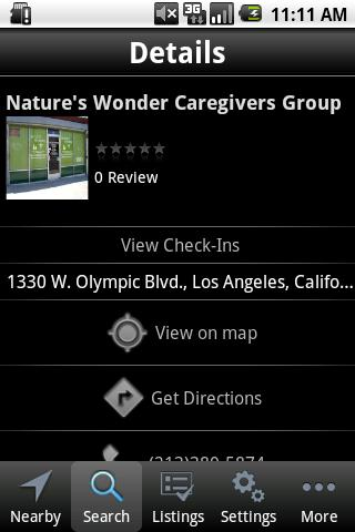 Weed Finder - screenshot
