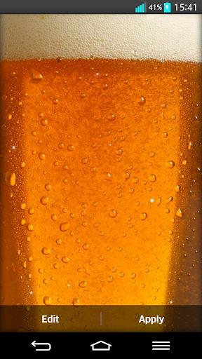 啤酒 动态壁纸