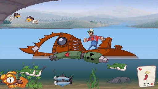 Super Dynamite Fishing Premium  screenshots 14