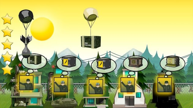 Airborne Supply apk screenshot