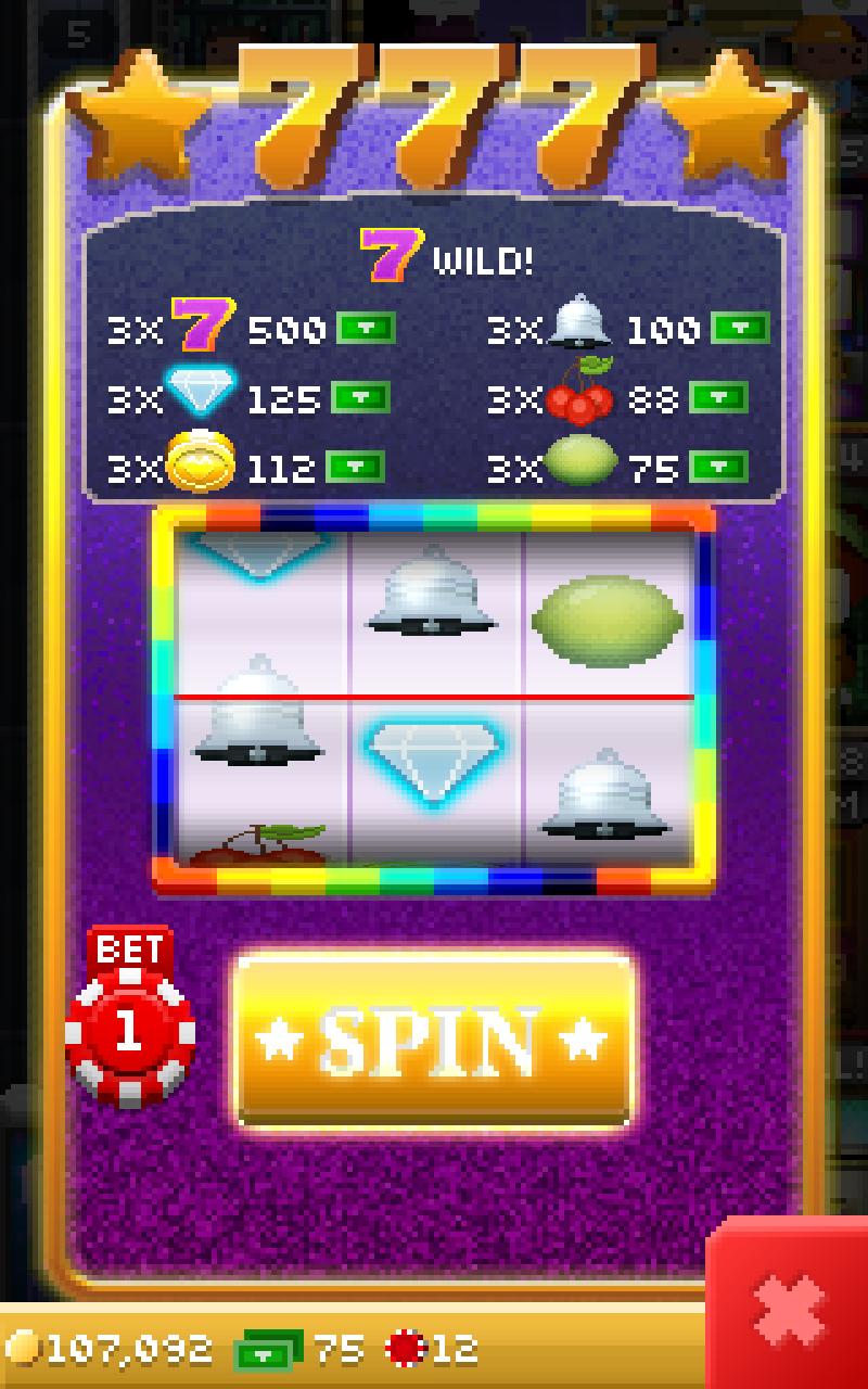 Tiny Tower Vegas screenshot #2