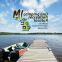 MI Camping and Rec Locator icon