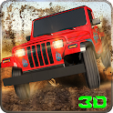 4x4 Crazy Jeep Stunt Adventure icon