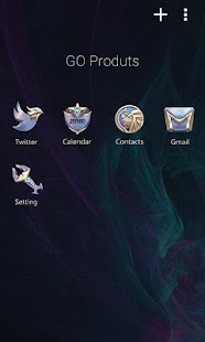 Lion GO Launcher Theme- screenshot thumbnail