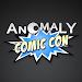 Anomaly Comic Con Icon