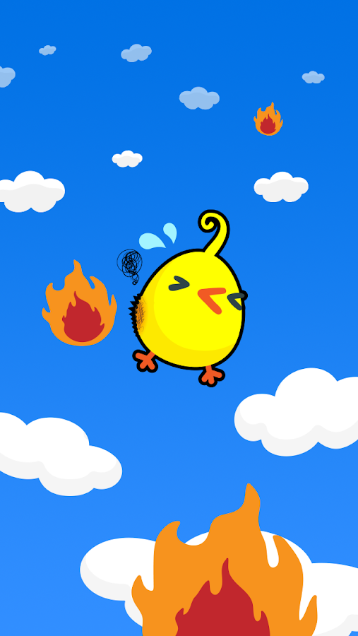 Chick tack jumper- screenshot