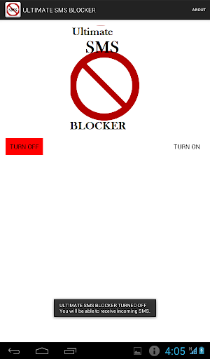 ULTIMATE SMS BLOCKER