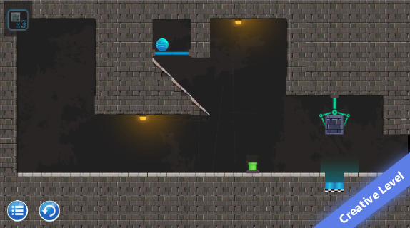 Light Ball- screenshot