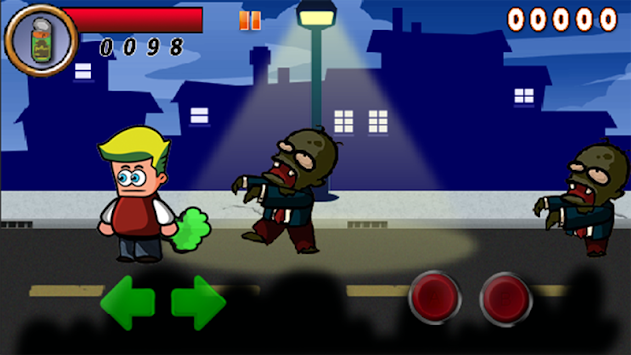 Johnny Cropduster vs. Zombies apk screenshot