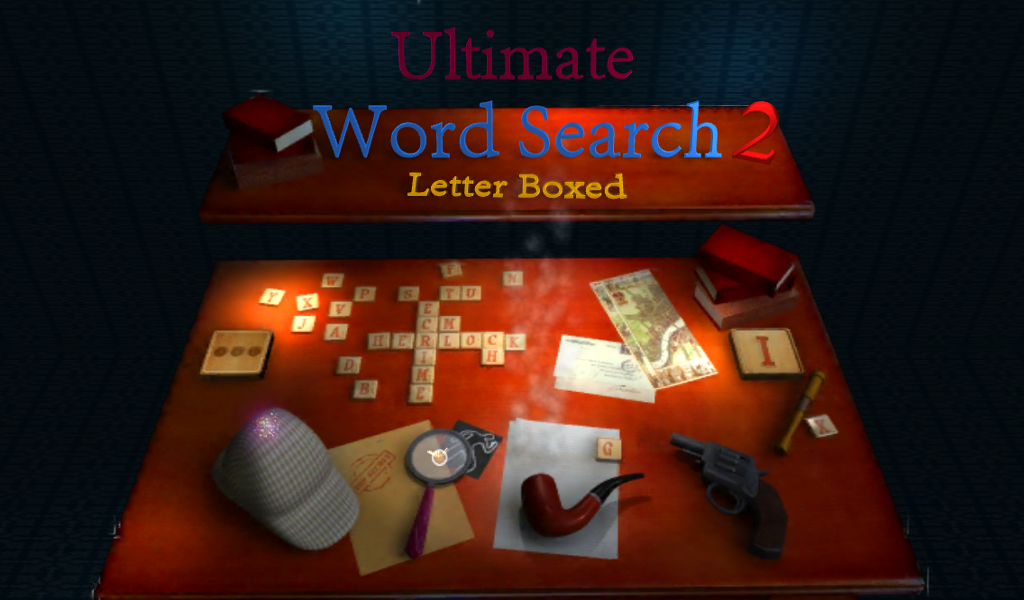 Ultimate Word Search 2- screenshot