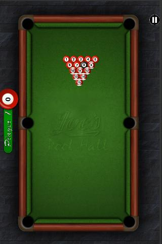 Joe's Pool Hall - screenshot