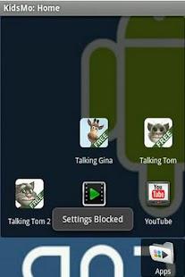 KidsMo - screenshot thumbnail