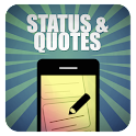 Status and Quotes icon
