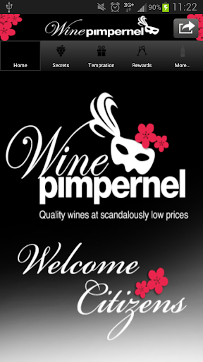 The Wine Pimpernel