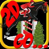 Horses Show Jumping 2D