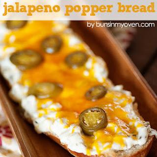 Jalapeno Popper Bread