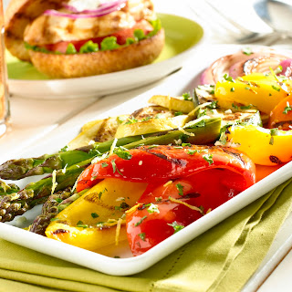 Buttery Citrus Sauteed Vegetables
