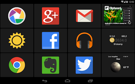 BIG Launcher Screenshot 12