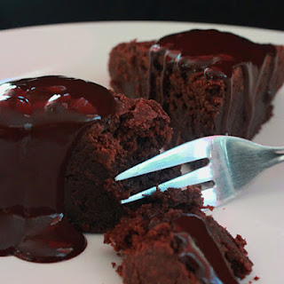 Spicy Double-chocolate Cake.
