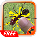 Smash And Kill Ants Bugs Free icon