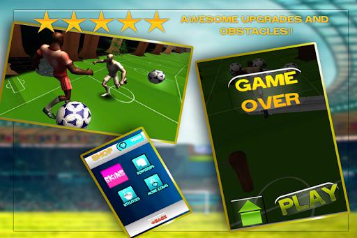 Soccer Rush: 3D