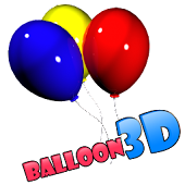Kids Balloon 3D