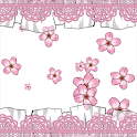 Sakura Lace Live Wallpaper