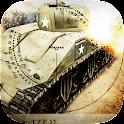 Tank Run T34 3D icon