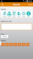 Screenshot of ZeFit