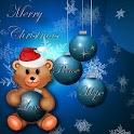 Christmas Teddy Bear LiveWallp icon