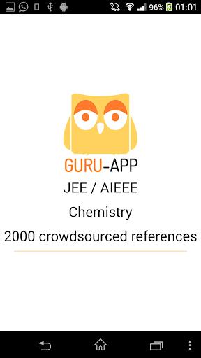 JEE AIEEE Chemistry Guru-App