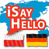 iSayHello Polish - German
