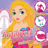 Rapunzel Princess Makeover Spa