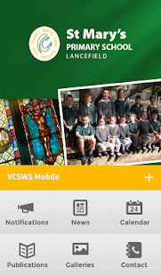 St Mary's Primary School - screenshot thumbnail