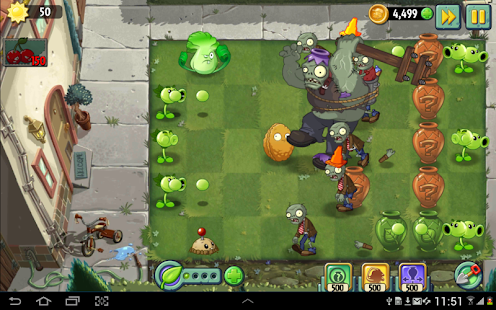 Plants vs zombies 2 google play voltagebd Gallery