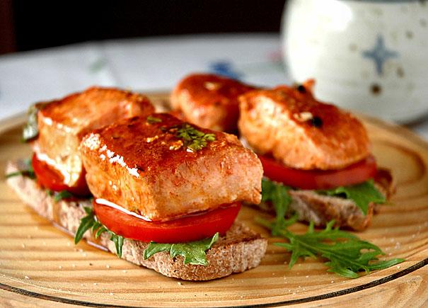 Pickled Salmon Recipe