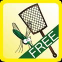 Funny Mosquito Smasher Free logo