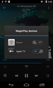 AirSync iTunes & AirPlay- screenshot thumbnail