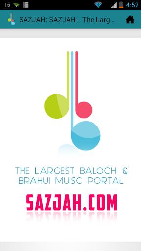 SAZJAH - Balochi Brahui Music