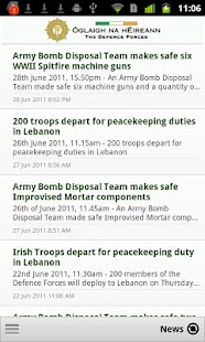 Defence Forces Ireland - screenshot thumbnail